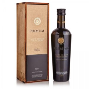 premium olive oil embossed label seal