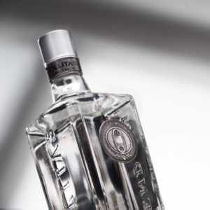 tequila orendain pewter label