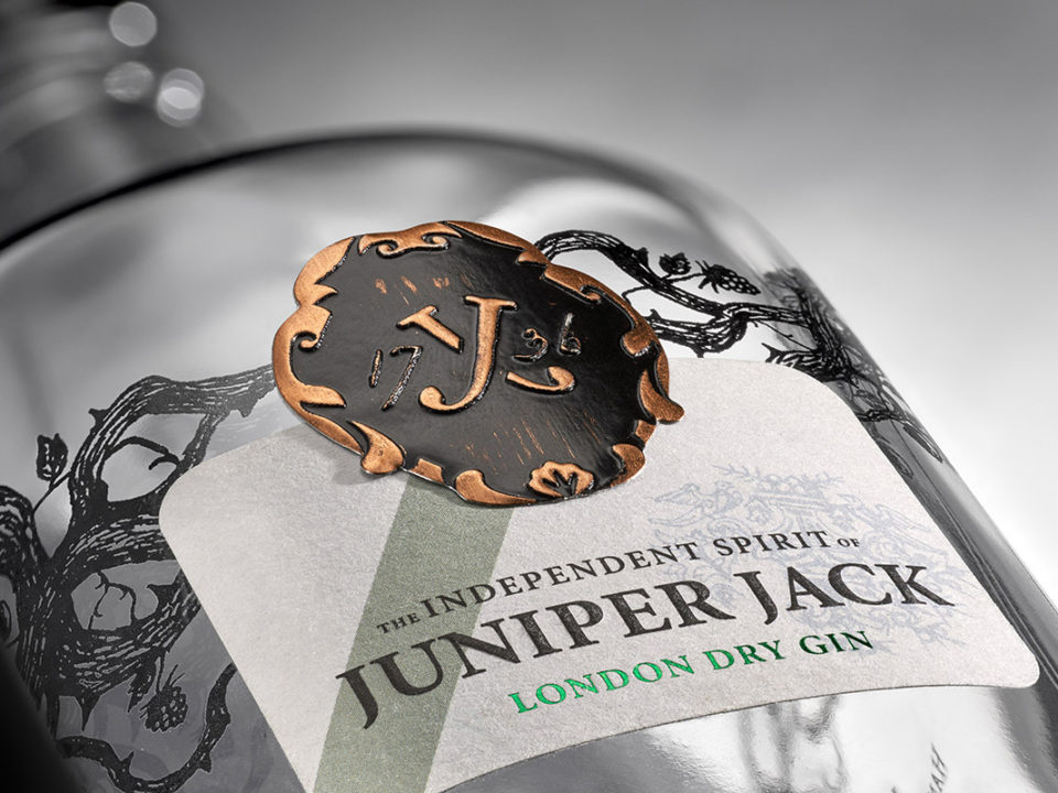 juniper jack luxury pewter label